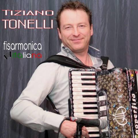 La fisarmonica solista di Tiziano Tonelli