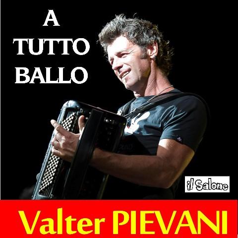 La fisarmonica solista di Valter Peviani