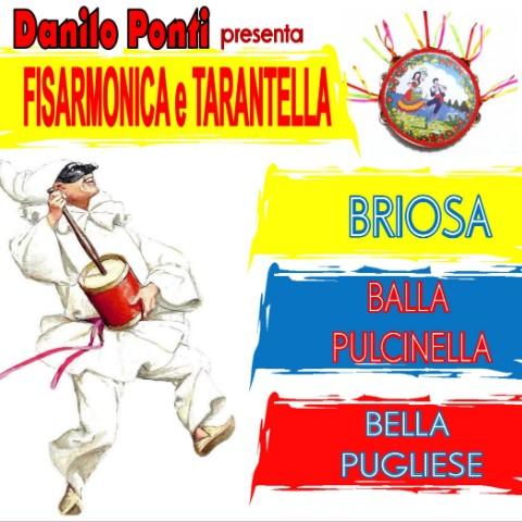 Fisarmonica e tarantella - Danilo Ponti