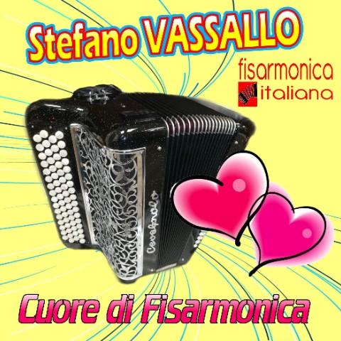 Cuore di fisarmonica - Stefano Vassallo