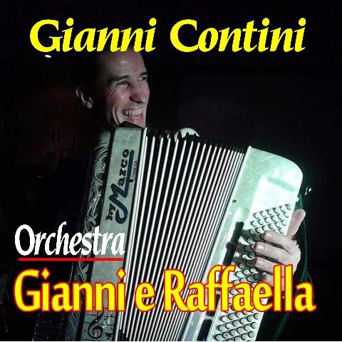 La fisarmonica solista di Gianni Contini - Gianni Contini