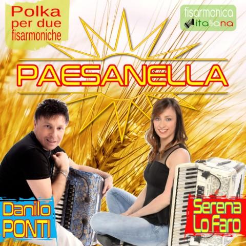 Paesanella polca per due fisarmoniche - Serena Lo Faro