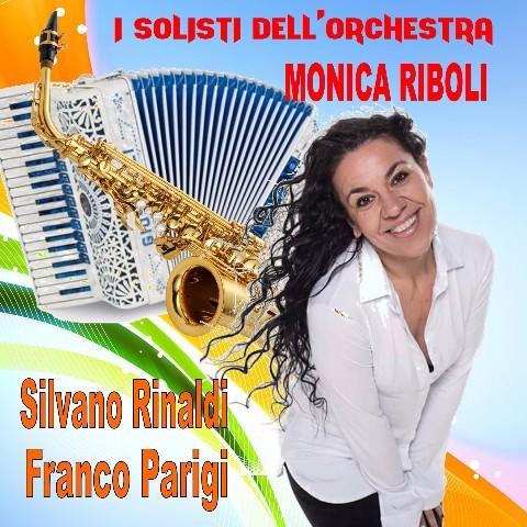 La fisarmonica solista di Monica Riboli - Silvano Rinaldi