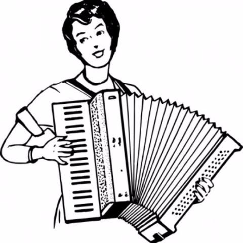 La fisarmonica solista di Tony Carminati - Tony Carminati