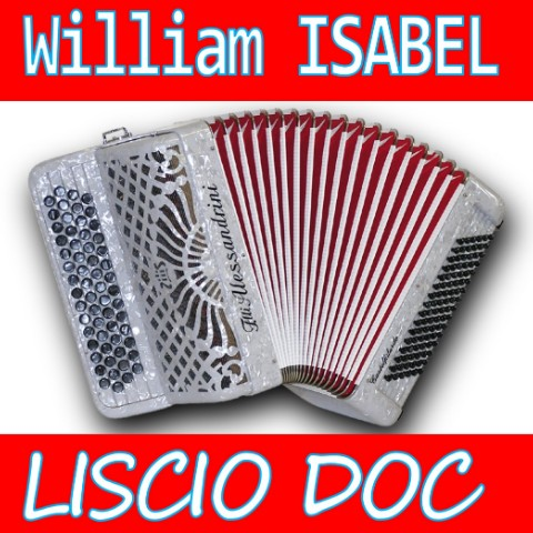 La fisarmonica solista di William Isabel - William Isabel