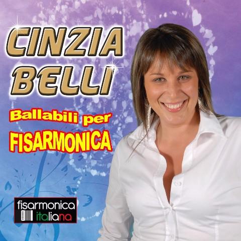 La fisarmonica dell'Orchestra Cinzia Belli - Cinzia Belli