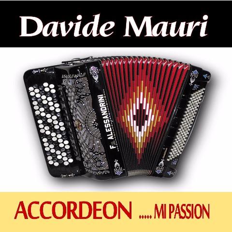 Accordeon mi passion - Davide Mauri